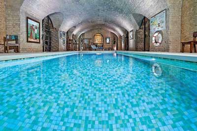 MLZ Pools & Wellness - outdoor pools