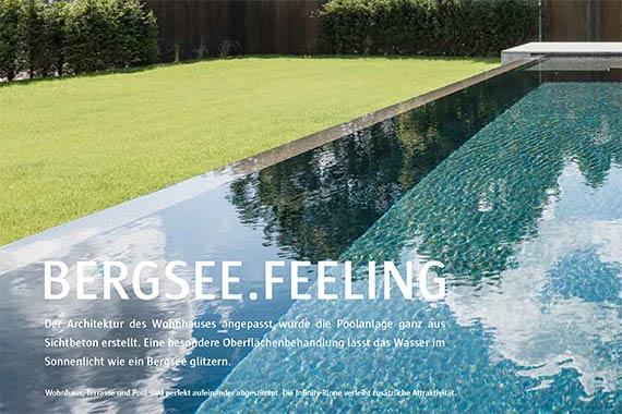 MLZ Pools & Wellness . Presse